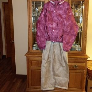 Frogg Toggs Outerwear, Men's set, Size XL